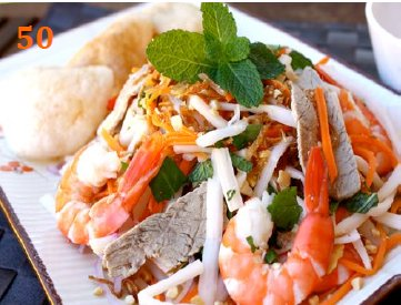 Miss Saigon Shrimp & Pork & Mixed Salad